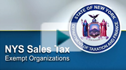 Sales Tax Exempt Organizations video