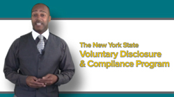 New York State's Voluntary Disclosure Program